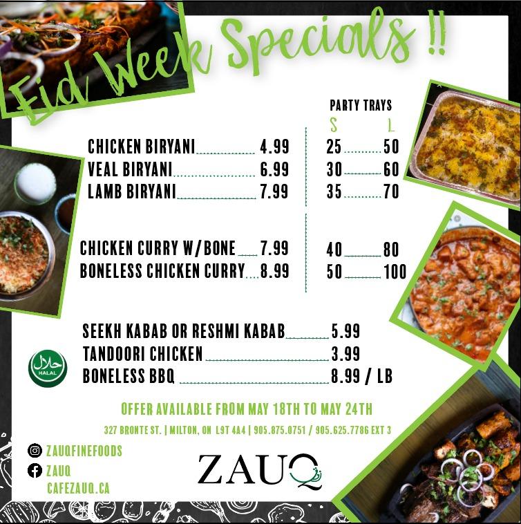 eid week 2020 special